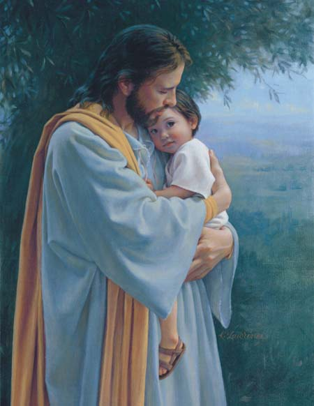 Be confident because the lord is good sermon for - Child jesus images download ...