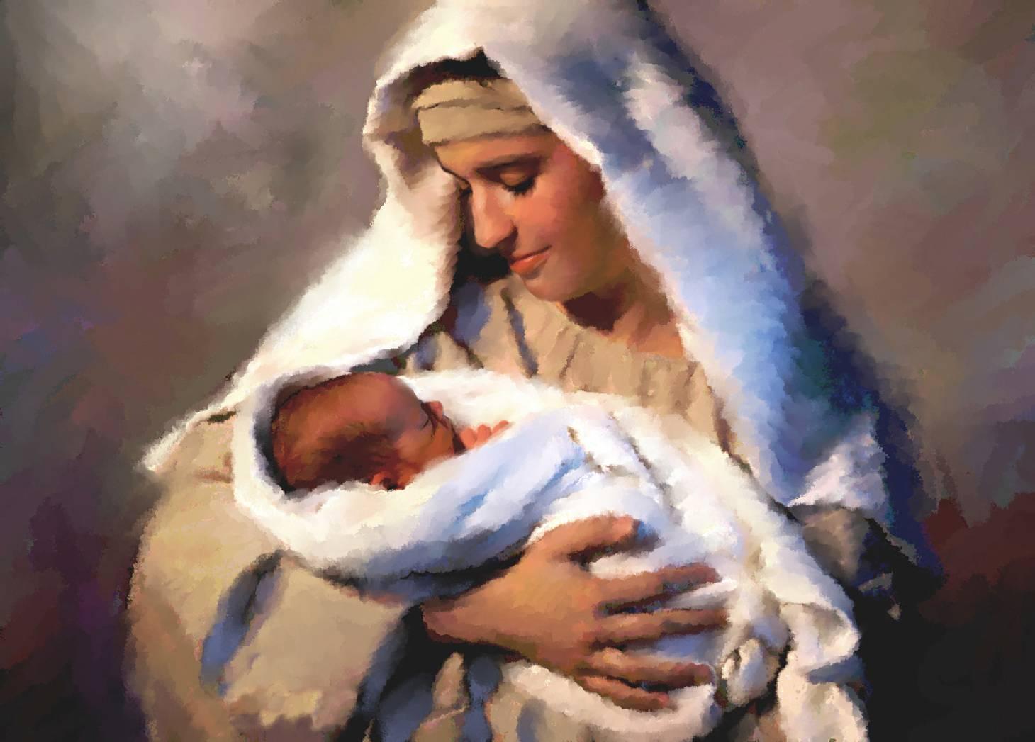 Christmas card form Mary - St Paul's Lutheran Church, Caboolture