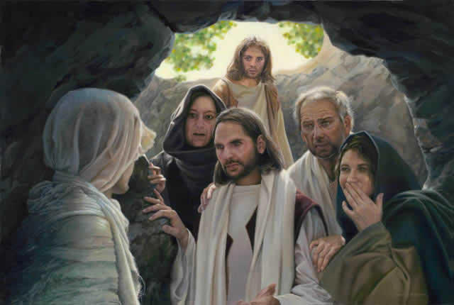 jesus relationship with mary martha and lazarus craft
