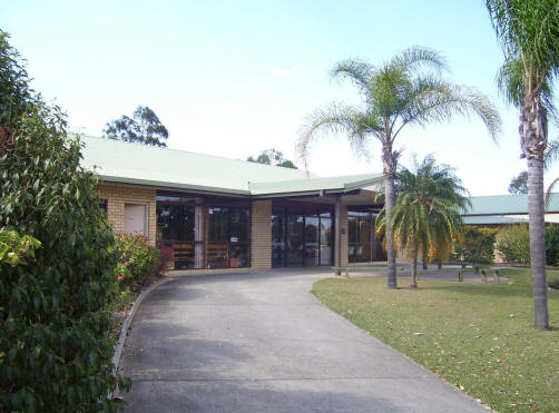 St Paul's Lutheran Church, Caboolture, Queensland