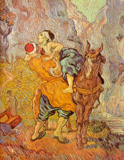 Van Gogh - The Good Samaritan
