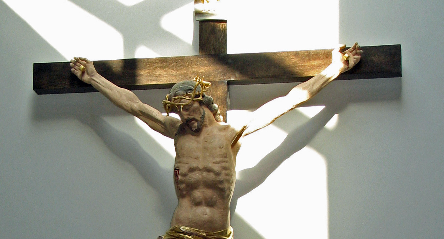 Nailed to the cross - ...