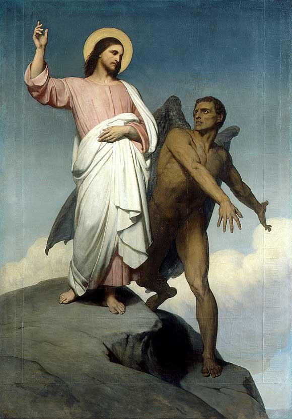 Jesus Temptation